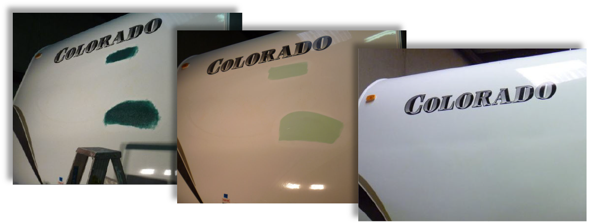 Boat and RV Paint Work, Body & Fiberglass Repair Ogden, UT